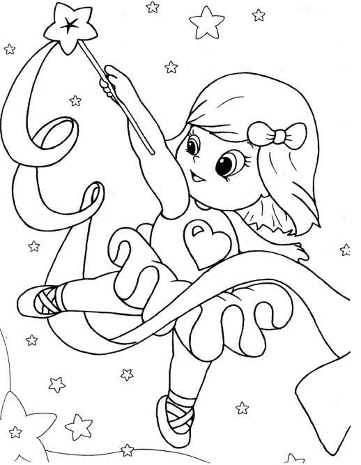 Bailarina Desenho De Bailarina Bailarina Para Colorir