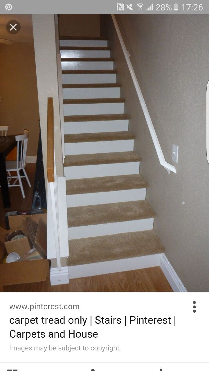 Best Pin By Jennifer Dickson On Winchy Wood Stairs Stair 640 x 480