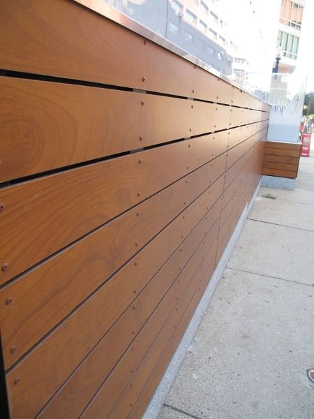 Parklex Facade Surfaces Wall Cladding Wood Cladding