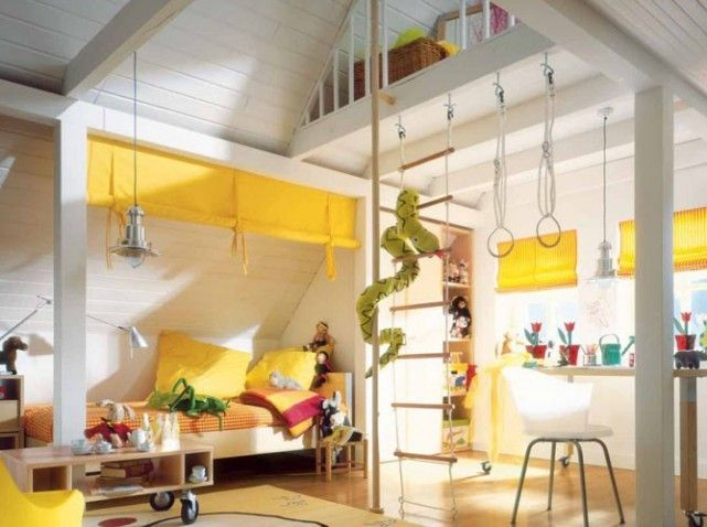 12 id es d co pour une chambre d 39 enfant elle d coration - Jeux decoration de chambre ...