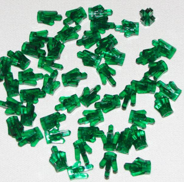 50 connexions classiques noires neuves REF 2780 Lego Technic