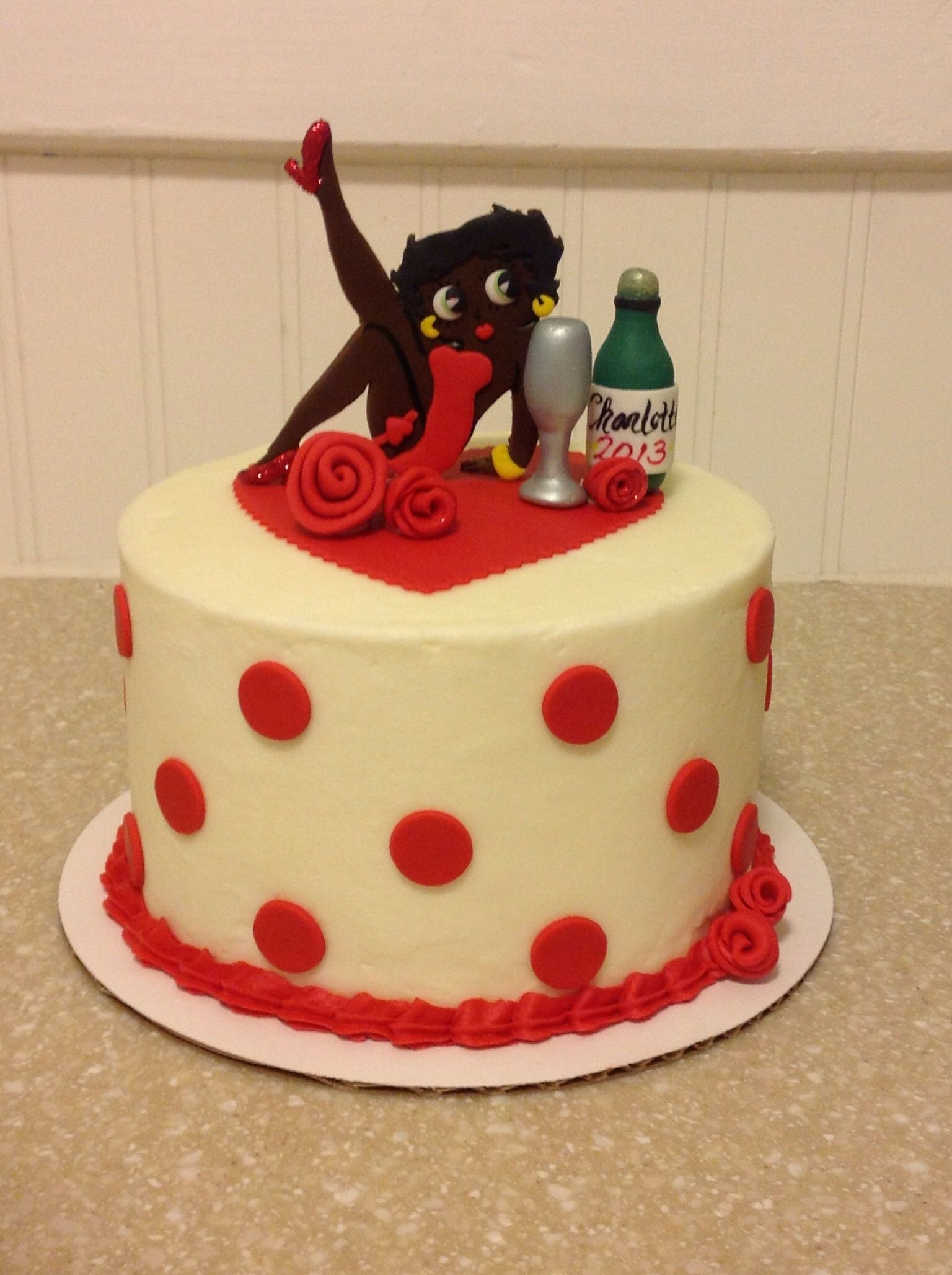 Betty Boop African American Sassiecakes Fw With Images Just