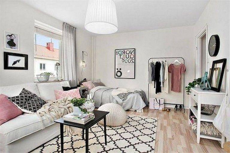 77 Stunning First Apartment Studio Decor Ideas Apartment