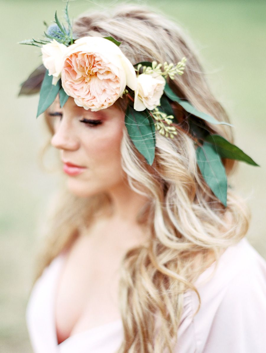 why we still love the flower crown (and how to make your own