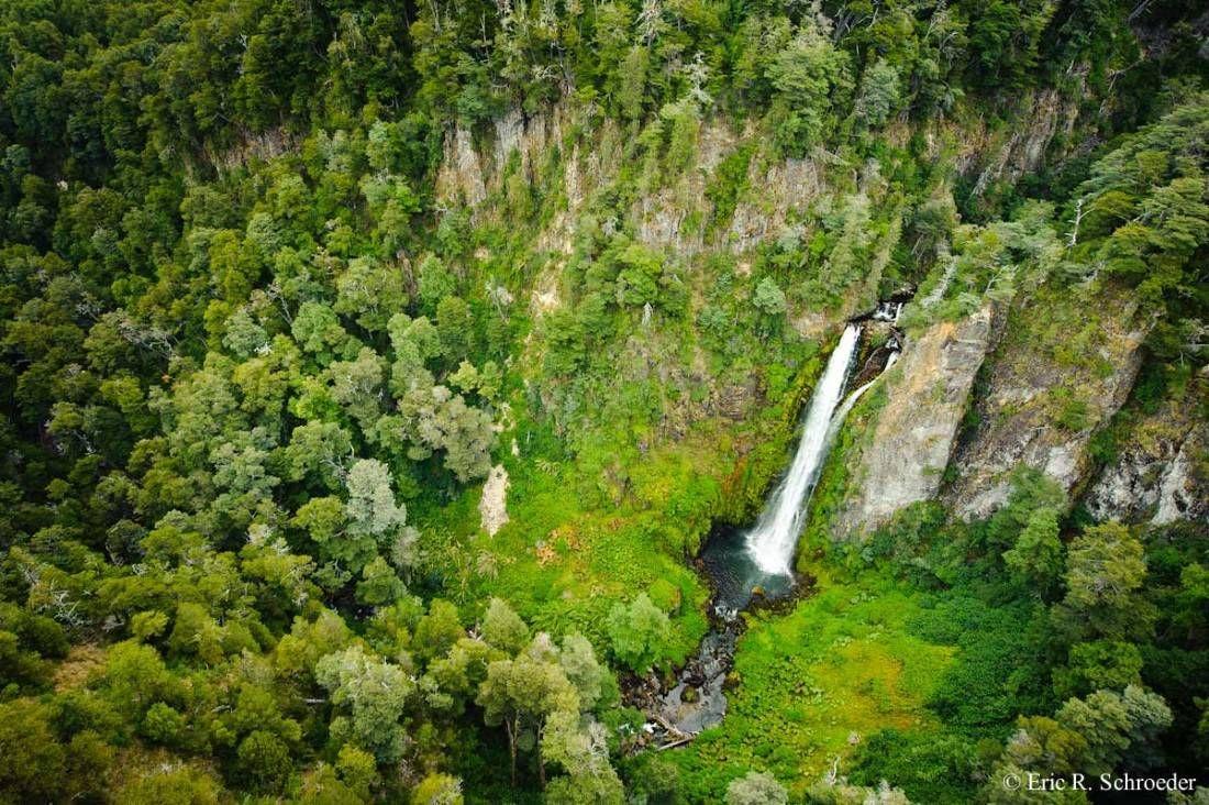 Valle de Quilanlahue, Lacar, Neuquén, Argentina