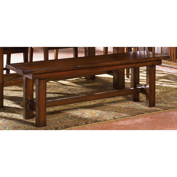 Captivating Simply Solid Taylor Solid Wood Dining Bench