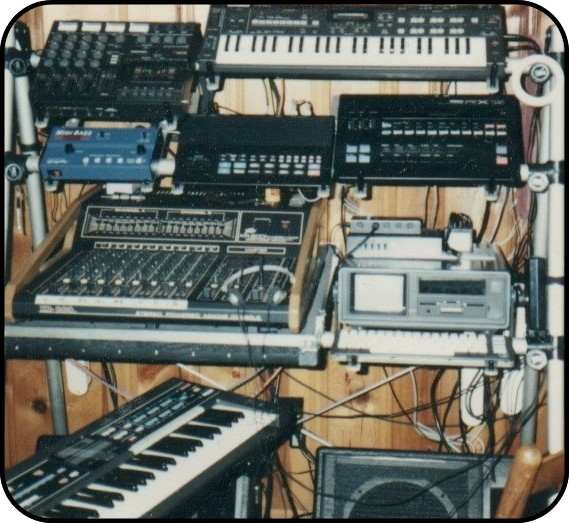 sx64 music - Bing images - My 1st studio in Chicago was very much like this.
