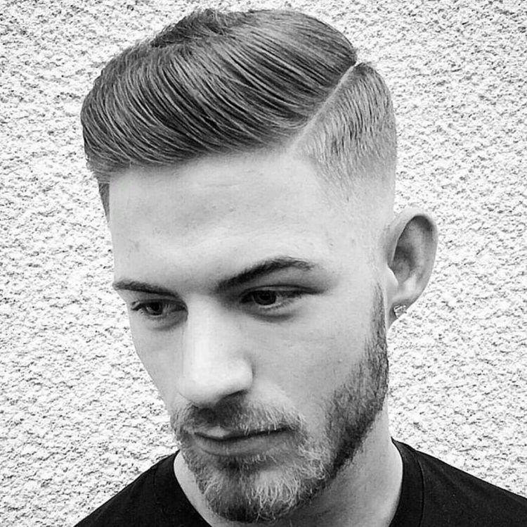 Undercut Manner Trendfrisur Facettenreich Wandelbar Und Maskulin