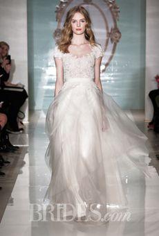 Reem Acra - Spring 2015 | Wedding Dress