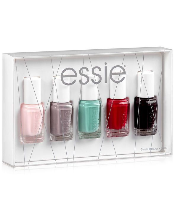 The Prettiest Holiday Gifts for Beauty Lovers | Essie, Esmalte y Marcas