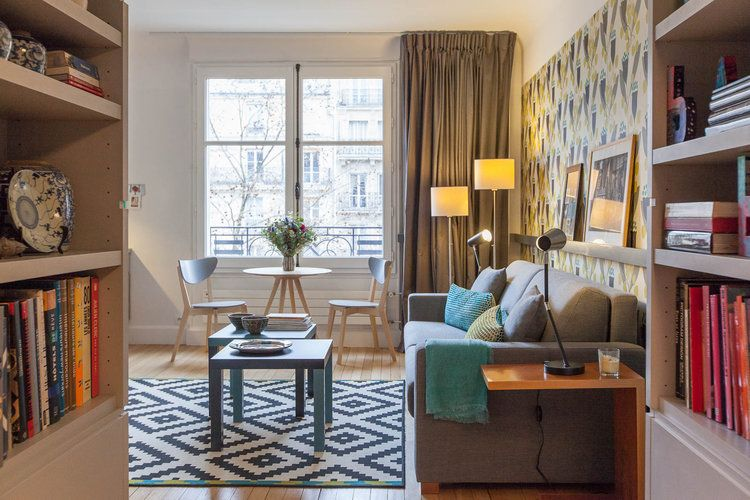 Larchitecte sophie auscher a métamorphosé un bureau parisien de 40