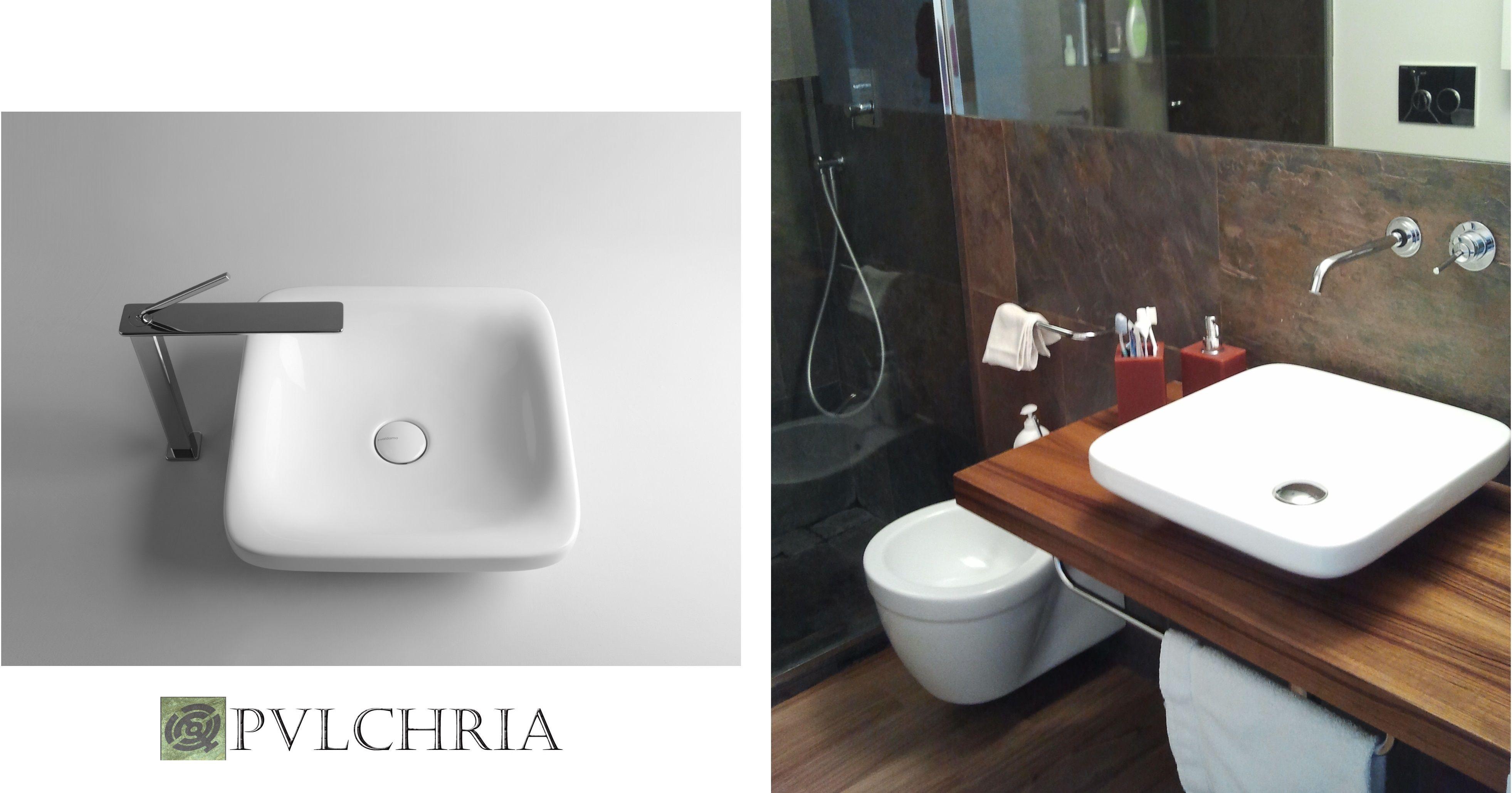 Piano Bagno In Ardesia : Stanza da bagno rivestita in lastre di ardesia ferrugo