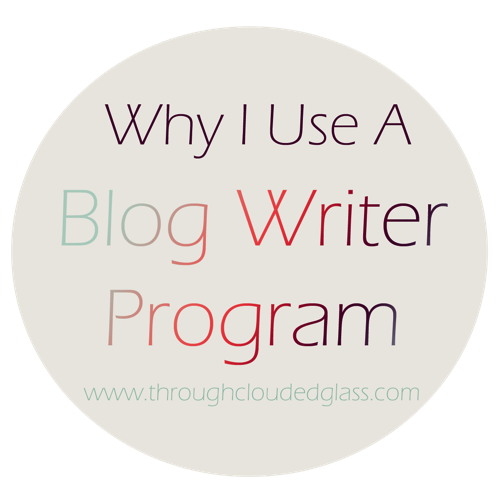 On Using A Blog Writing Program With Images Blog Writing