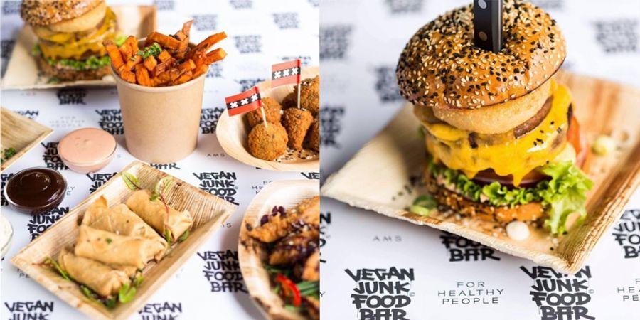 Deze vegan foodbar opent morgen in deze stad | ELLE Eten