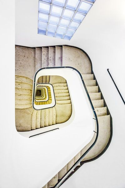 Vienna Staircase 11 by Nightline, Vienna, Austria / 2013 repinned by #smgtreppen www.smg-treppen.de