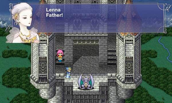 Pin On Final Fantasy 5