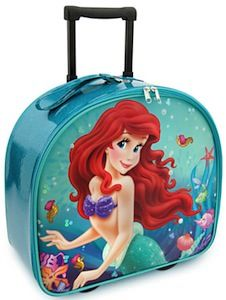 c0a4a3eb417 Princess Ariel Suitcase-A wonderful gift all year round! Get it early