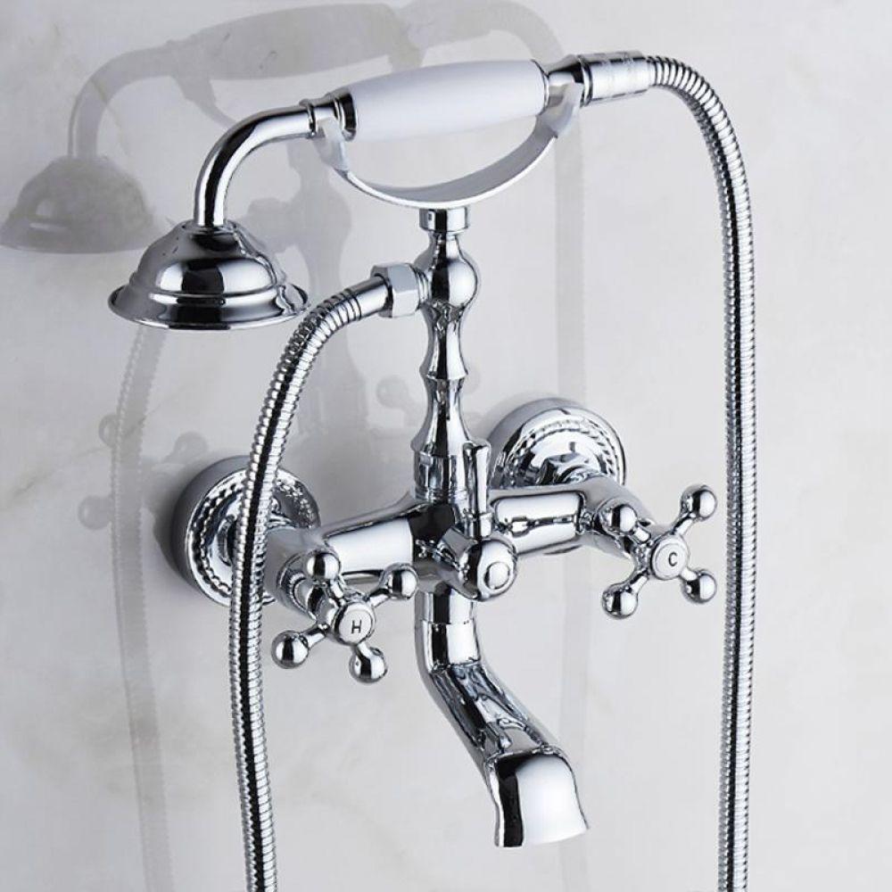 حنفيات وإكسسوارات مطابخ وحمامات Bathtub Faucet Faucet Handheld