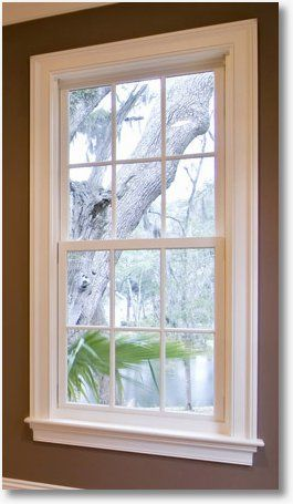Attirant Window Trim Ideas | Using Aprons, Casing U0026 Sills To Dress Up Your Windows
