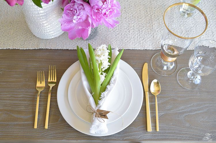 ZDesign At Home: A Casual Elegant Mother's Day Brunch