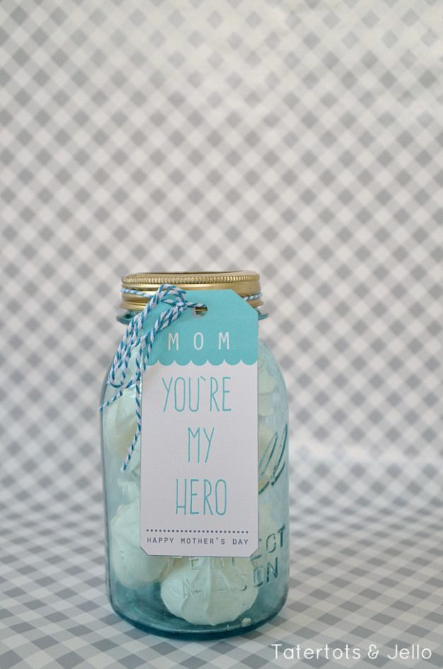 Mother's Day DIY Gift Tags