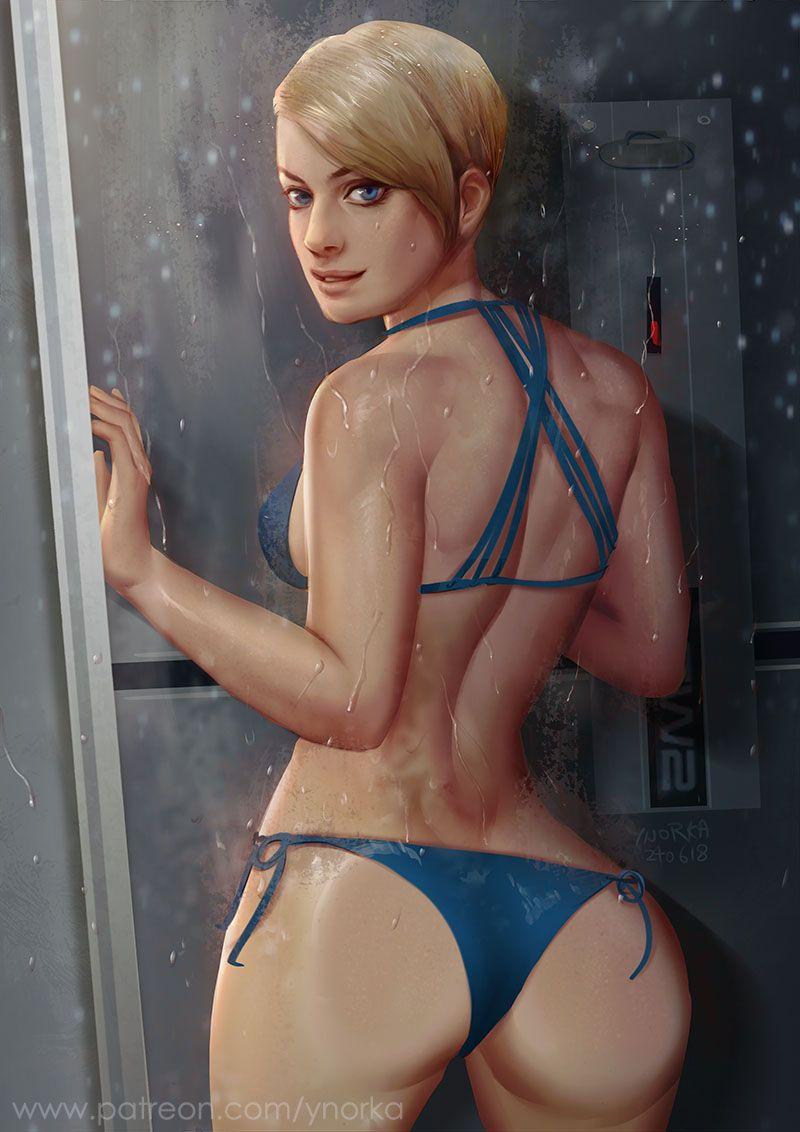 Sexy cora naked