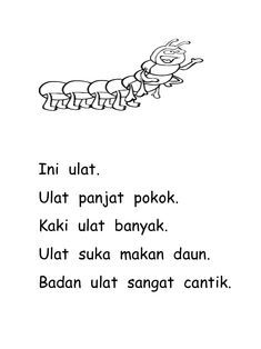 Bahasa Melayu Tahun 1 in 2020 (With images) | Kindergarten ...