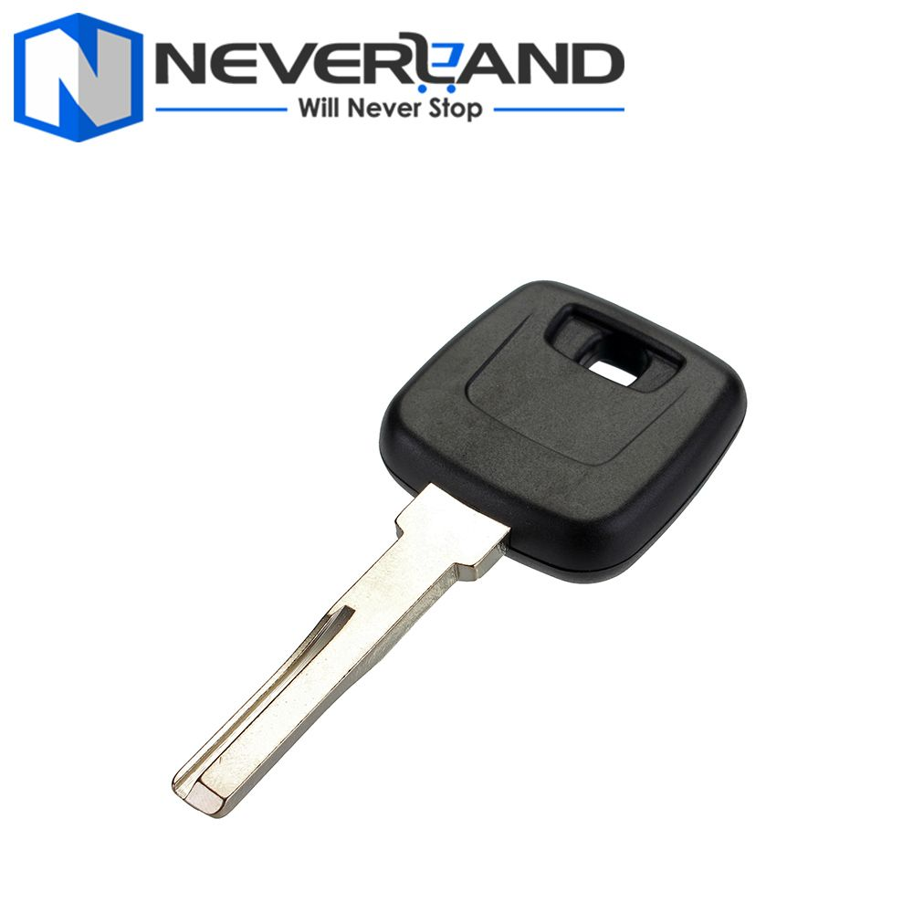 1pc remote replacement transponder blank fob key case