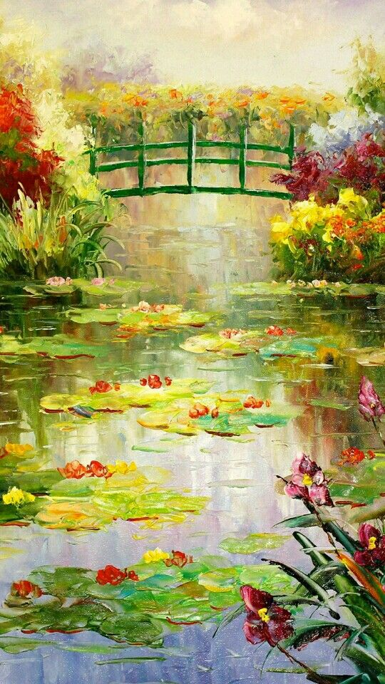 Style Of Monet