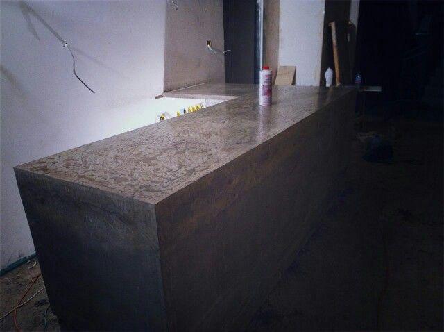 Ресепшн из бетона гусельский бетон саратов