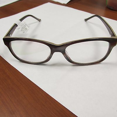 New Frames size 55/16/135 tan/brown Unbranded