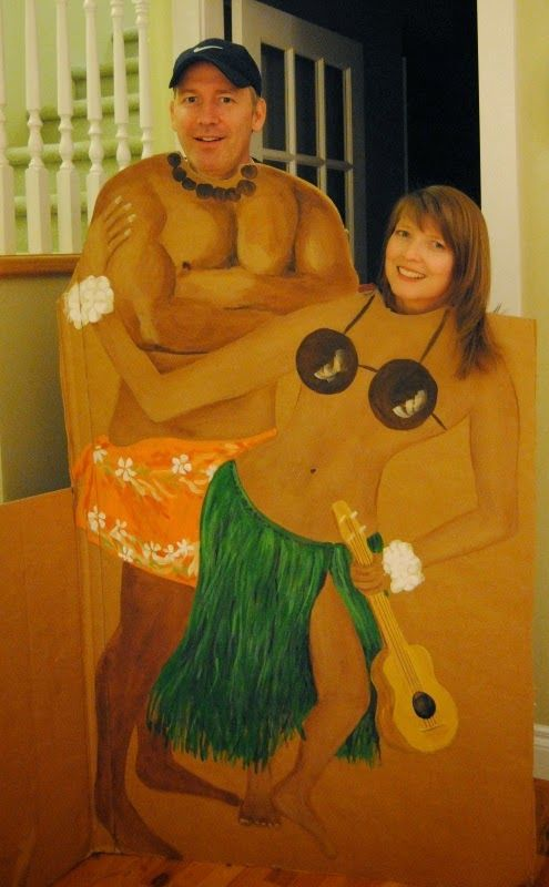Party Time Mysteries: Thursday Theme: Hawaiian Luau Party #hawaiianluauparty