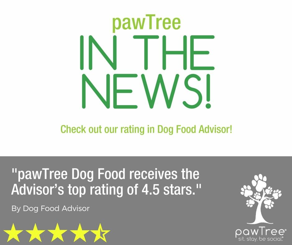 Dogfoodadvisor Com Rates Pawtree Dog Food 4 5 Stars Pawtree Com