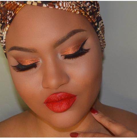 Souvent maquillage peau noire et métisse | Maquillage au top | Pinterest  BH47