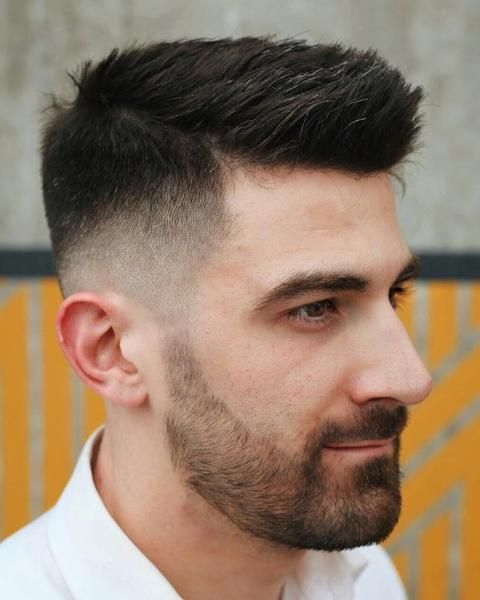 10 Short Beard Styles For Men With Beards Of All Shapes And Sizes Beard Styles Short Mens Haircuts Short Beard Styles For Men