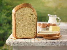 Brioche aus dem Backautomaten - Brot backen auf Französisch