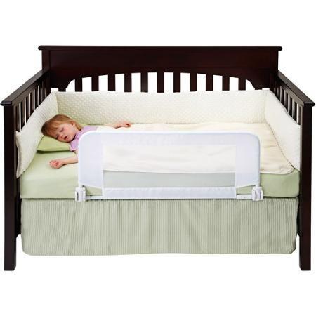 Dex Baby Safe Sleeper Convertible Crib Bed Rail Walmart Com