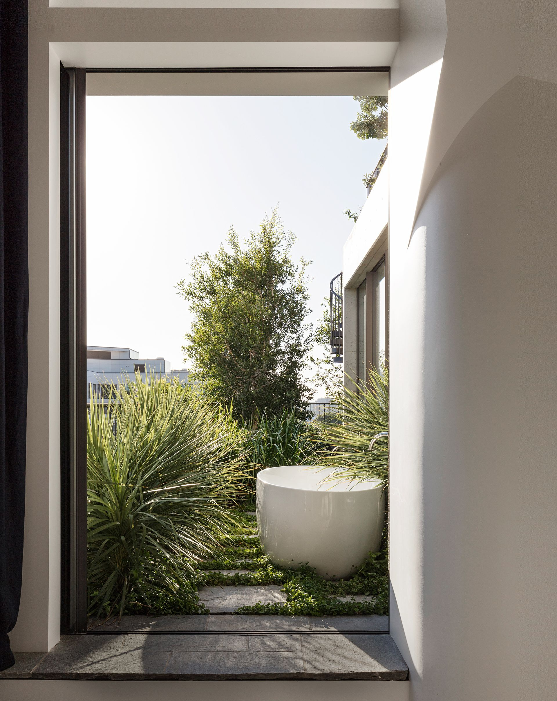 With A Lush Green Rooftop Garden Like This, Who Wouldnu0027t Want An Outdoor