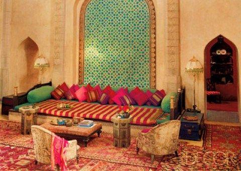 Decorating moroccan style elegant and exotic lamparas marroquies estilo marroqu - Decoracion marruecos ...