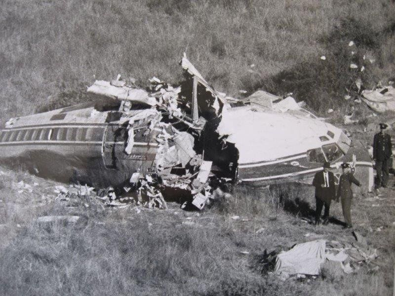 South African Airways Flight 228 1968 Zs Euw Is The Deadliest Plane Crash To Occur In Namibia The Boeing 707 344c South African Airways Aviation Boeing 707