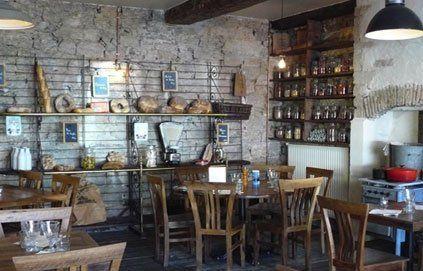 Idées Déco Pour Une Salle à Manger à La Façon Dune épicerie - Deco salle de restaurant pour idees de deco de cuisine