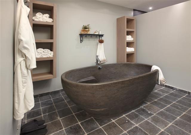 Stijlvolle badkamer met een eigen karakter
