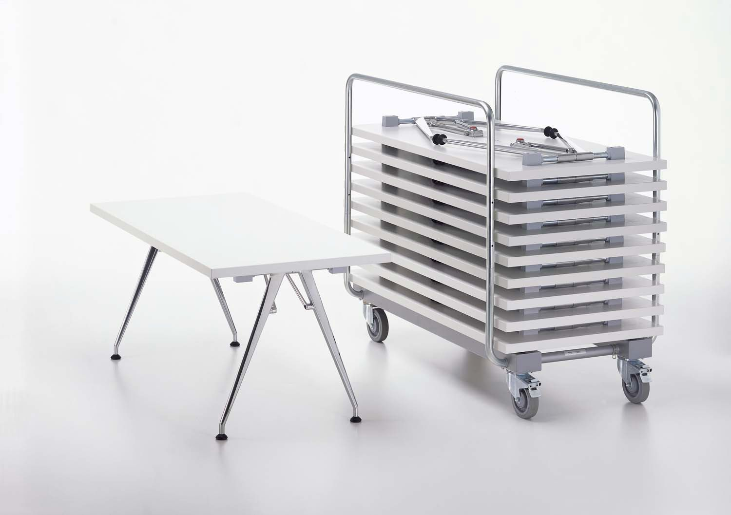 Office Table Folding Conference Tables Singapore Foldable