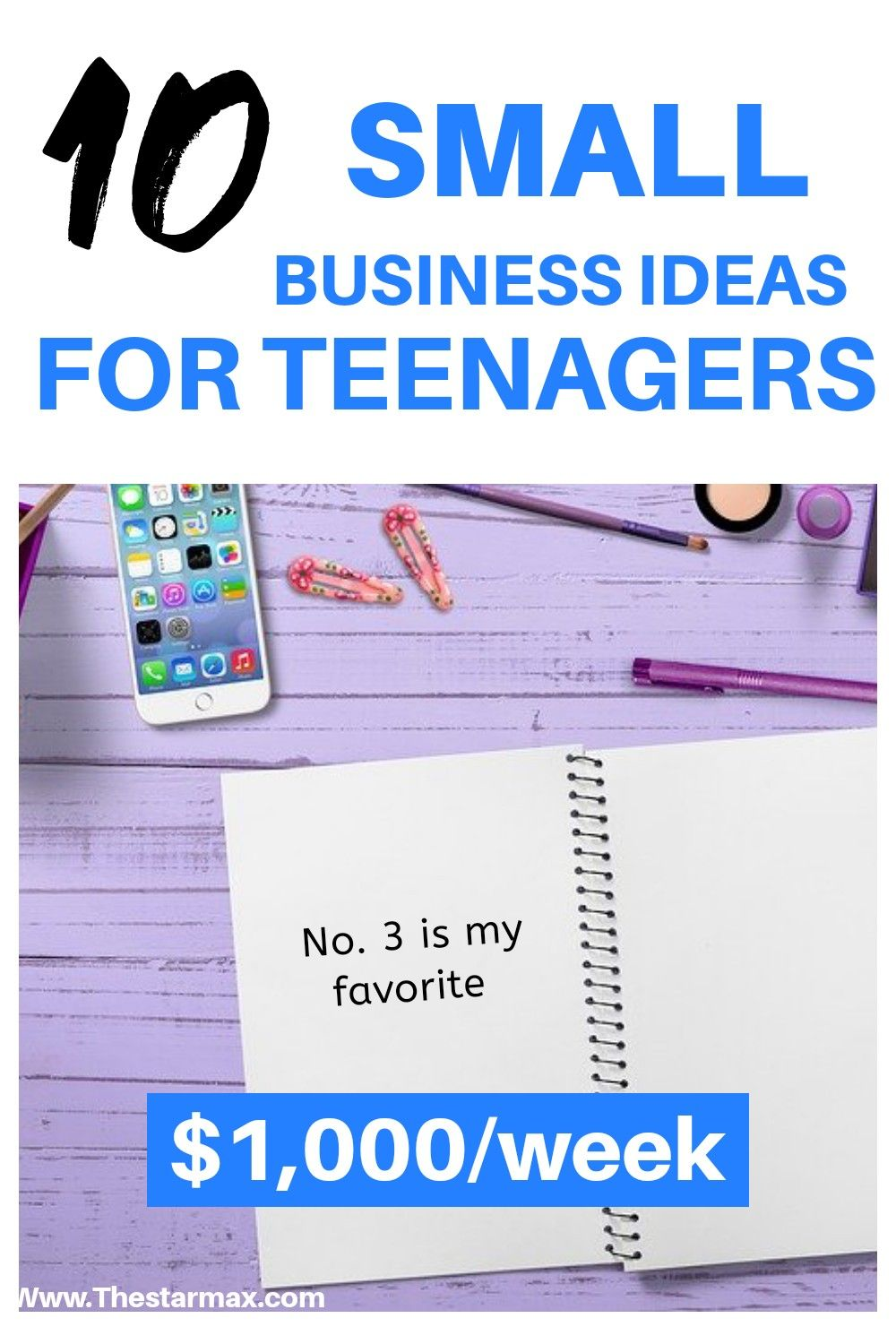 Pin on Business Ideas For Teenagers