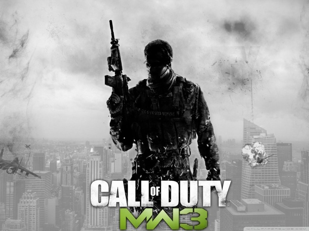 Call Of Duty Modern Warfare Wallpapers CNSouP Collections