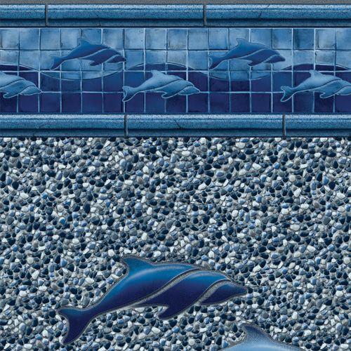 Tara Vinyl Pool Liners - Premier Pool & Spa - Dolphin ...