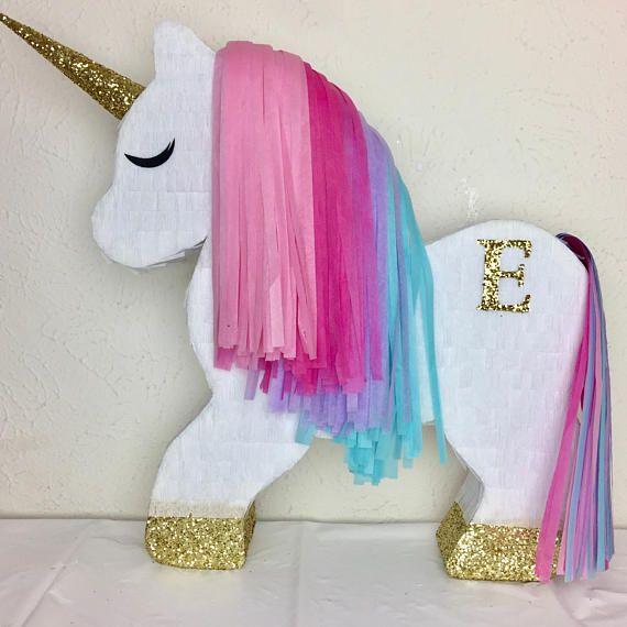 unicorn pi ata customizable unicorn pinata unicorn photo prop unicorn birthday unicorn. Black Bedroom Furniture Sets. Home Design Ideas
