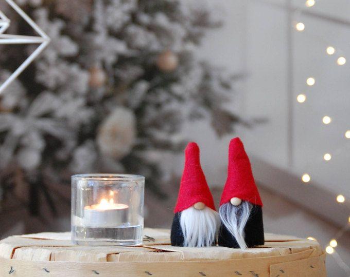 Claus The Scandinavian Christmas Gnome PATTERN By NORDIKatja Do It Interesting Christmas Gnome Pattern