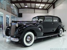 THE 1930'S SUPER LUXURIOUS PACKARD AUTOMOBILES