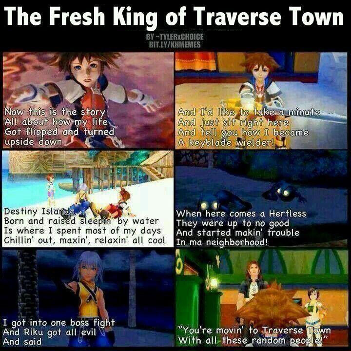 Kingdom Hearts Kingdom Hearts Funny Kingdom Hearts Meme Kingdom Hearts